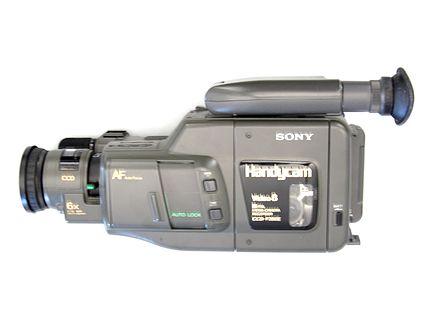 8 mm-es videokazetta – Wikipédia
