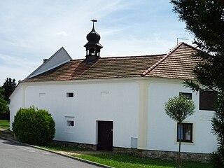 Vidov Municipality in South Bohemian, Czech Republic