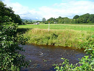 hamlet in the county of Powys, Wales