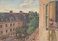 View in the Alser suburb, by Rudolf von Alt.jpg