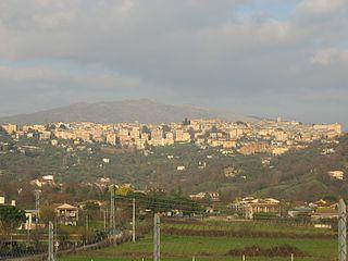 Anagni Comune in Lazio, Italy