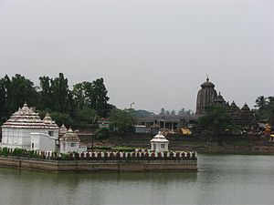 Historic sites in Odisha - Bindusagar