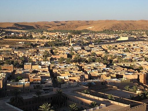 View of Ghardaïa