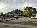View of Mount Shizukiyama near Samurai Residences of Former Asa-Mori Family.jpg