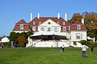 Villa in het park van Beervelde, zuidgevel.jpg
