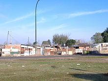 List of slums wikipedia for Villas miserias en argentina