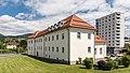 Villach Burgplatz 1 Villacher Burg SW-Ansicht 10052017 8404.jpg