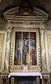 Vincenzo meucci, Madonna, San Giovanni e Maddalena dolenti (1749) e crocifisso del 1550 ca. 01.JPG