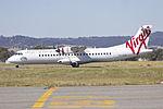 Virgin Australia Regional (VH-FVR) ATR 72-600 taxiing at Wagga Wagga Airport.jpg