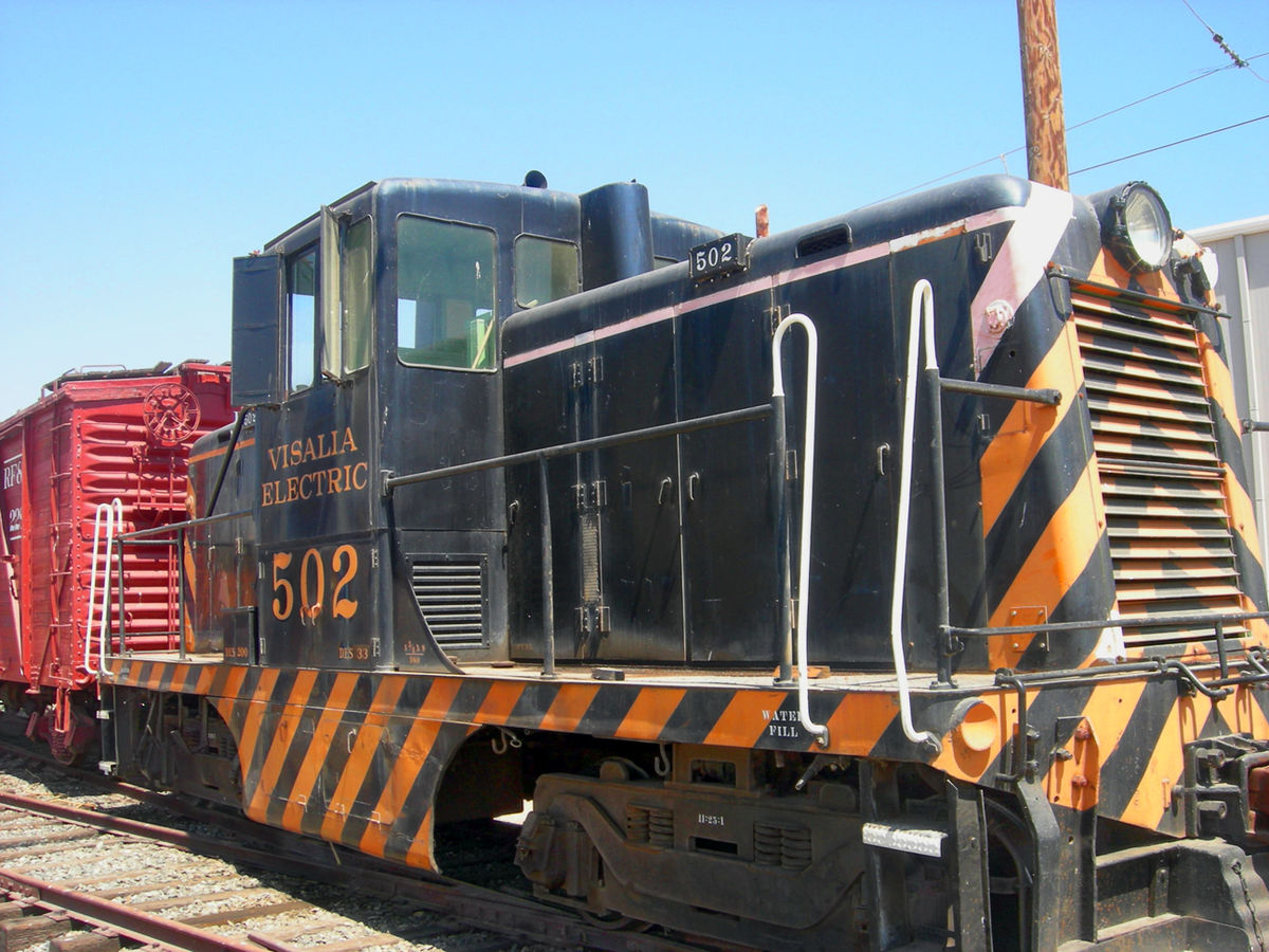 Visalia Electric Railroad Wikipedia
