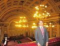 Visit to scotish parliament.JPG