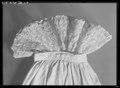 Vit skjorta i linnelärft tillhörande Gustav VI Adolf - Livrustkammaren - 44717.tif