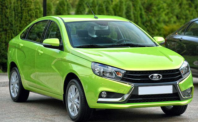 Эксперты назвали десятку российских городов, где чаще всего покупают автомобили LADA