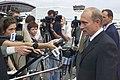 Vladimir Putin in Ukraine 23-24 August 2001-1.jpg