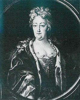 Vogel after Kupecký - Christiane Eberhardine, Electress of Saxony.jpg