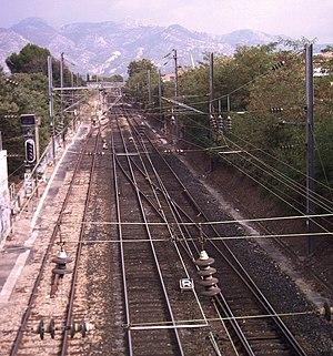 Aubagne - Aubagne Railway Station
