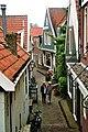 Volendam, the Kerkepad, southern part.jpg