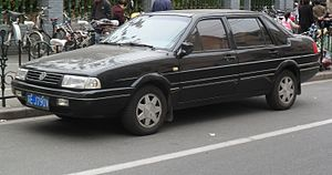 Volkswagen Santana - Santana 2000