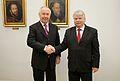 Volodymyr Rybak Bogdan Borusewicz Senate of Poland.jpg