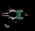 Voskhod spacecraft diagram es.png