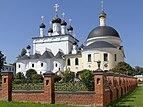 Voznesenskaya Davidova Pustyn - Cathedral of the Ascension & St. Nicholas Church - 20170813 9468.jpg