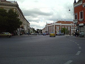 Vršac - Image: Vrsac Town Hall 2