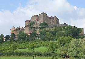 Image illustrative de l'article Château de Berzé