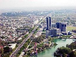 Tashkent – Veduta