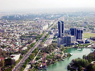 Tashkent Capital and largest city of Uzbekistan