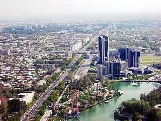 Tashkent Capital in Uzbekistan