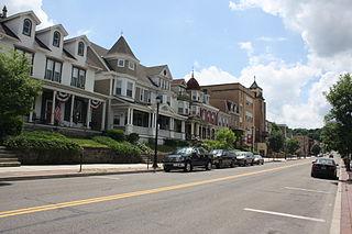 Tamaqua, Pennsylvania Borough in Pennsylvania, United States