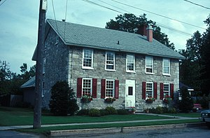 National Register of Historic Places listings in Jefferson County, New York - Image: WILLIAM ARCHER HOUSE