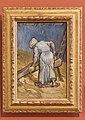 WLANL - Pachango - Een boerin die vlas kneust (naar Millet), Vincent van Gogh (1889).jpg