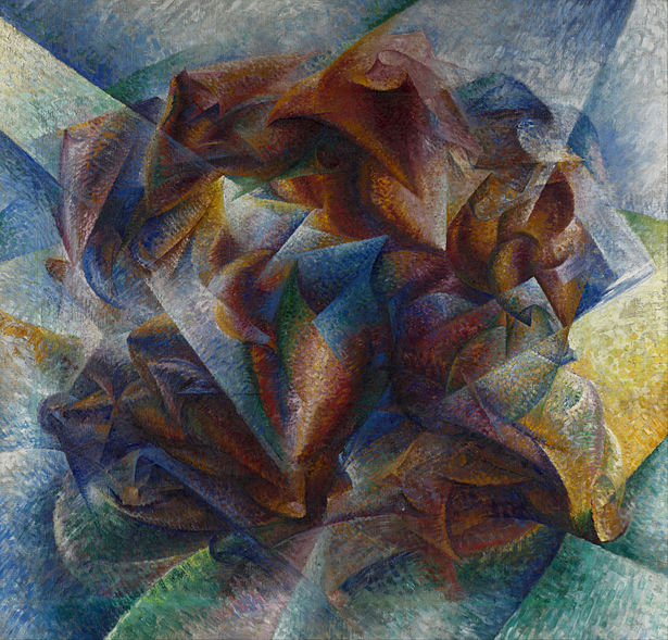 Fichier:WLA moma Umberto Boccioni Dynamism of a Soccer Player 1913.jpg