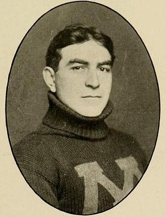 Willis Kienholz - Kienholz pictured in Minnesota attire.