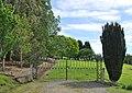 Waitahuna Cemetery Gates.JPG