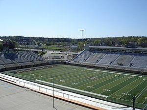 Western Michigan Broncos - WMU's Waldo Stadium