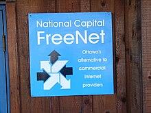 National Capital FreeNet - Wikipedia