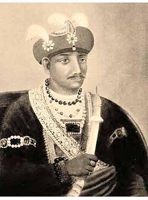 Ahmad Ali Khan - Nawab Nazim Ahmad Ali Khan, better known as Walla Jah.