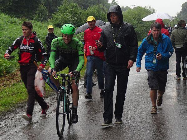 Wallers - Tour de France, étape 5, 9 juillet 2014, arrivée (B22).JPG