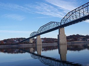 Walnut Street Bridge (Chattanooga) - Walnut Street Bridge