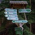 Wanderwegweiser Salzleckengründel in Schmiedeberg.jpg
