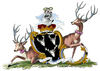 Wappen Duke of Devonshire