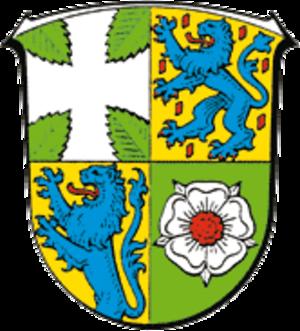 Greifenstein - Image: Wappen Greifenstein (Hessen)
