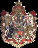 Wappen des Großherzogtums Mecklenburg-Schwerin