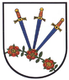 Coat of arms of Roßleben