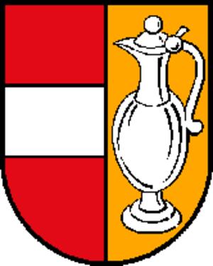 Schenkenfelden - Image: Wappen at schenkenfelden