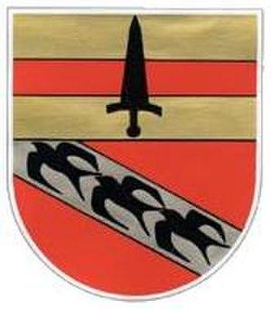 Kratzenburg - Image: Wappen kratzenburg