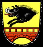 Das Wappen von Ebern