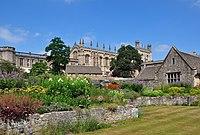 War Memorial Garden of Christ Church, Oxford.jpg
